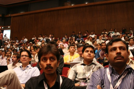 Attendees at GIDS